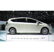 Toyota Prius  The Full Hybrid 7 Seater Video YouTube