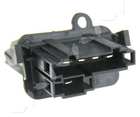 car blower motor resistor car heater module blower motor resistor for vw arosa ebay