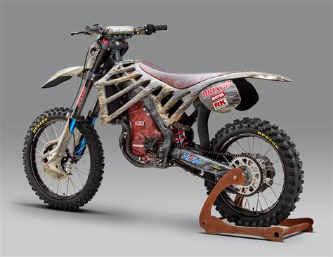 motocross bikes for mugen debuts an electric motocross race bike asphalt