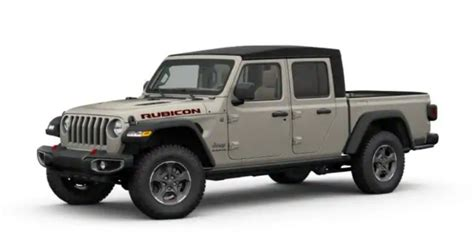2020 Jeep Gladiator Color Options by What Are The 2020 Jeep Gladiator Interior And Exterior