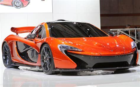 orange mclaren price cars model 2013 2014 mclaren p1 supercar first look