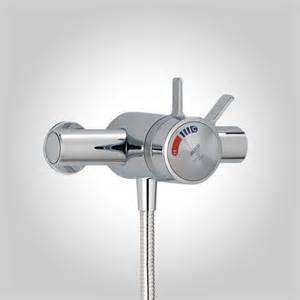 mira thermostatic bath shower mixer mira select flex thermostatic mixer shower chrome 1 1679