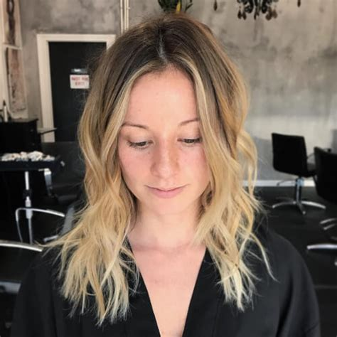 The Shoulder Hairstyles by 111 Top Shoulder Length Hair Ideas To Try Updated For 2018
