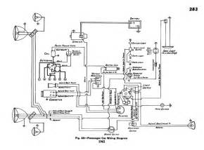 complete electrical wiring diagram for 1941 chevrolet passenger car circuit wiring diagrams
