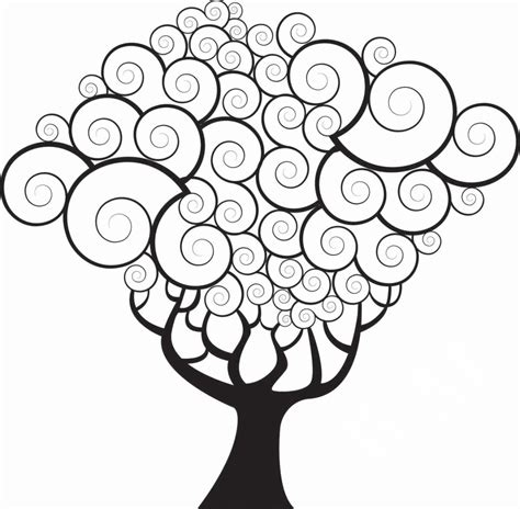 abstract tree pattern wallmantra online shopping designer wall decals