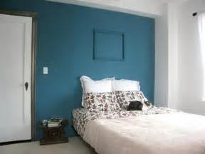 Simple Blue Bedroom » Home Design 2017