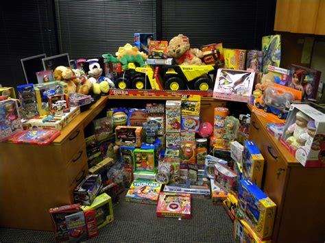 Shop For A Cause Toys For Tots At Overstockcom by Ashe Event Information