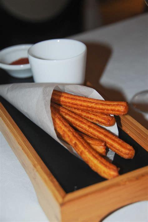 hervé cuisine churros masa restaurant gastronomique 224 boulogne herv 233 rodriguez