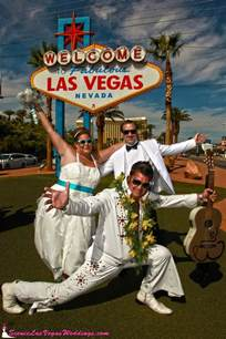 vegas wedding package