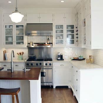 Off White Kitchen Cabinets   Cottage   kitchen   Taylor