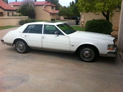 diesel cadillac for sale buy used 1980 diesel cadillac seville in excellent