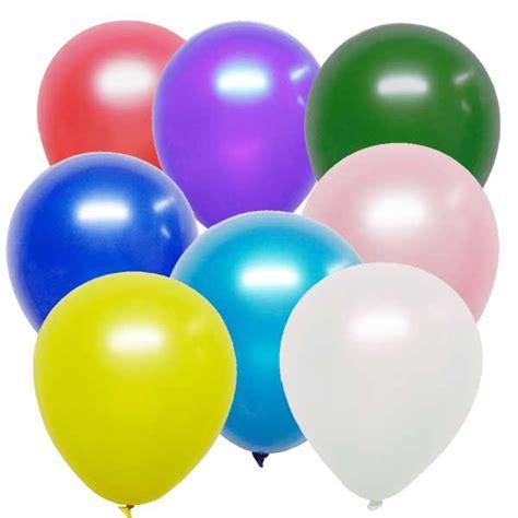 Balon Metalic 1 Pack 12 assorted metallic balloons 100 pack balloons