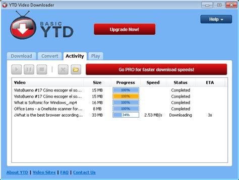 download youtube video ytd video downloader download