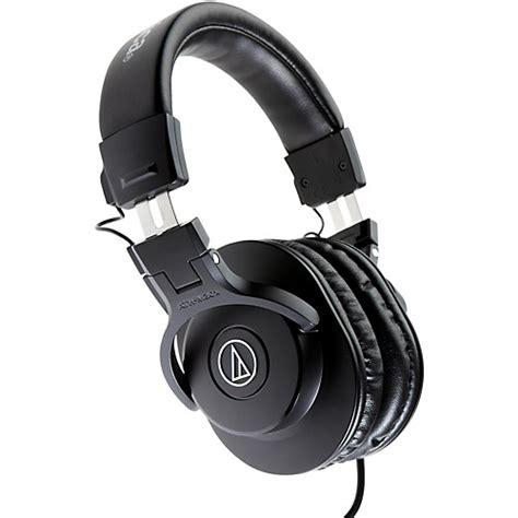 Audio Technica Ath S 500 Nv Monitoring Headphone Bergaransi audio technica ath m30x closed back professional studio monitor headphones black guitar center