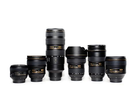 Best Portrait and Wedding Lenses for Nikon DSLRs   Daily