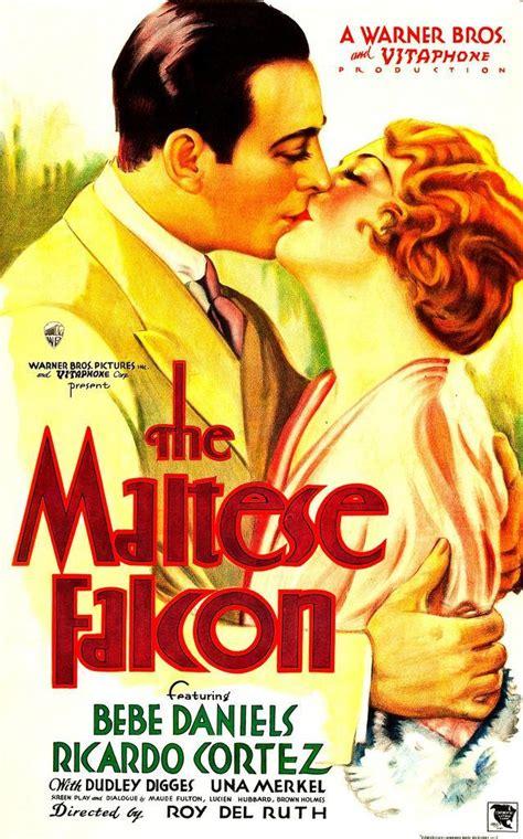 filme stream seiten the maltese falcon the maltese falcon 1931 filmaffinity