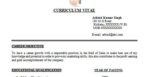 10000 Cv And Resume Sles With Free One Page Excellent Resume Sle For Mba 10000 Cv And Resume Sles With Free Ba Resume Format