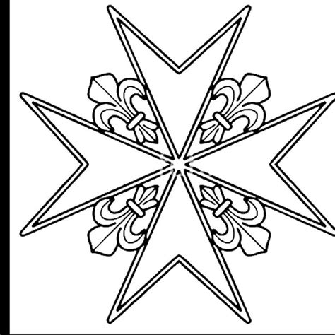 maltese tattoo designs another take on the maltese cross ideas