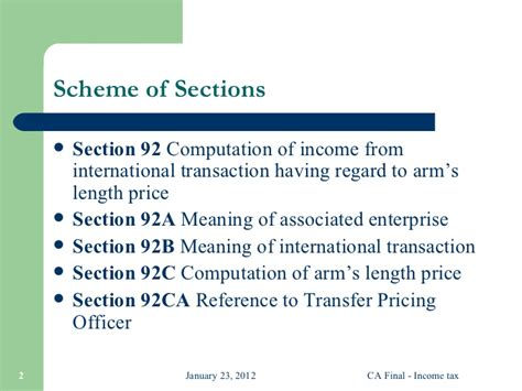 Transfer Pricing Mba Notes transfer pricing