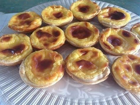 Pie Portuguese Egg Tart Egg Tart Pie Crispy Egg Tart portuguese egg tart cake pie and tart recipes in custard