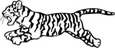 coloring pages of tigers free tiger coloring pages