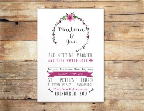 Chic Wedding Invitations by Wedding Invitation Wording Rustic Matik For