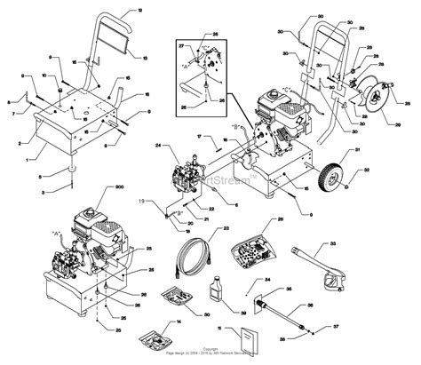 briggs  stratton power products     psi craftsman parts diagram
