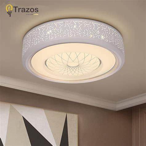 Lu Plafon Portugal aliexpress compre modernas lumin 225 rias de teto led sala de estar plafon l luminarias