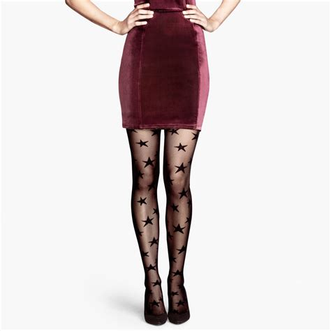 patterned tights next 12 party worthy tights to wear to your next holiday bash