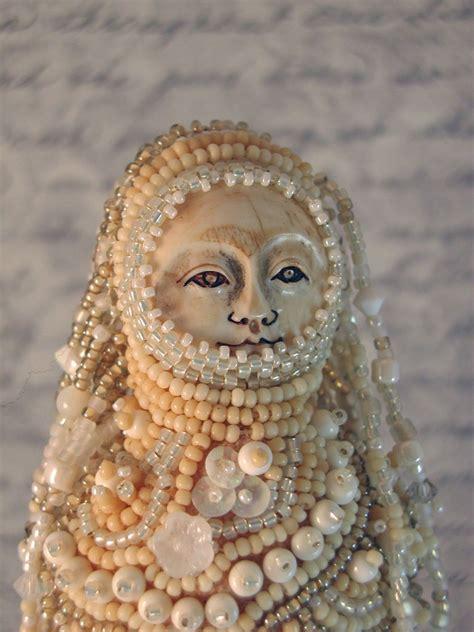 beaded doll beaded shaman dolls the hermetic library