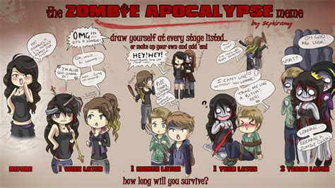 origins and endings seeing yourself through the apocalypse books apocalypse meme by lapin670 on deviantart