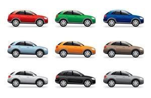 most popular color car most popular car colors of 2011 insurance