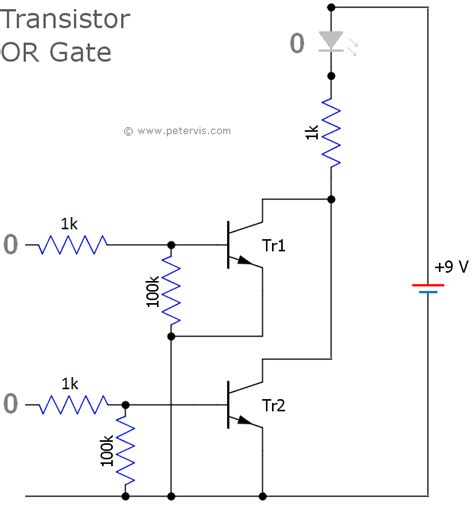 npn transistor or gate not gate transistor logic 28 images logic gates with npn transistors nand gate transistor