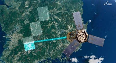 imagenes satelitales kompsat thales alenia space proporcionar 225 el transmisor en banda x