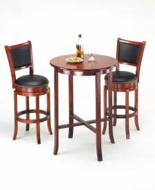 Bar Table And Stool Acme Furniture Chelsea Bar Set Cherry Bar Pub Tables Sets Af 07195 07196 0
