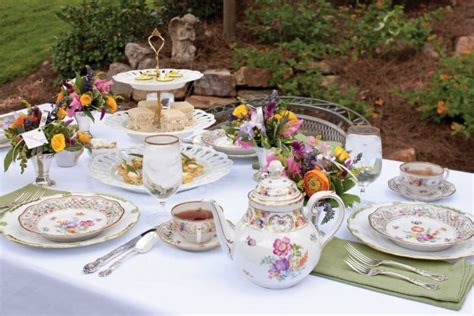 spring tablescape celebrating spring tablescapes teatime magazine