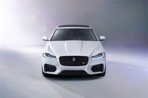 jaguar front 2016 jaguar xf first look motor trend