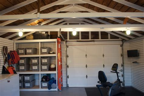 Finished Garage Ideas by Best Garage Finishing Ideas Homesfeed