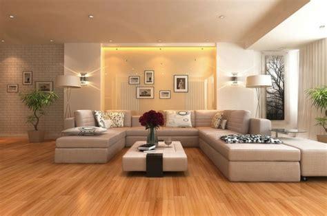 Moderne Beleuchtung Im Wohnzimmer by Moderne Wandfarbe Eierschalenfarben F 252 R Jeden Raum 100