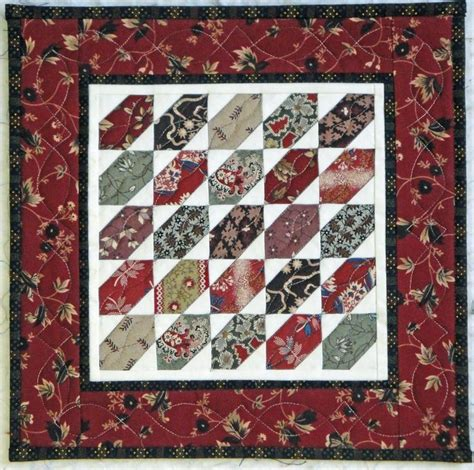 Indian Quilt by Indian Hatchet Miniature Quilt Quilting