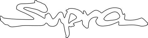toyota supra logo toyota supras images supra logo outline wallpaper and