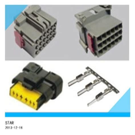 auto electrical wire connectors and crimp terminal buy