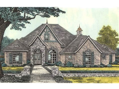 Unique European House Plans by Plan 002h 0080 Find Unique House Plans Home Plans And