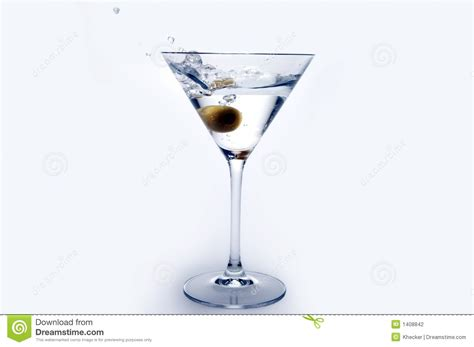 martini photography martini with olive stock photography image 1408842