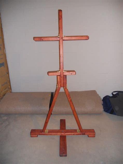 Armor Rack by One Portable Armor Stand Pennsic Ideas