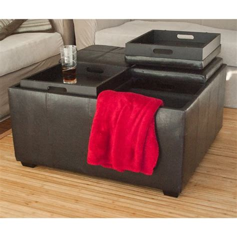 Leather Ottoman Coffee Table Storage 404 Squidoo Page Not Found