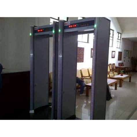 Jual Sho Metal Yogyakarta jual pintu metal detektor walktrough metal detector alat