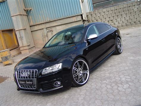 Audi S5 Sportback Tuning by Audi S5 Sportback Quot Grand Prix Quot By Senner Tuning