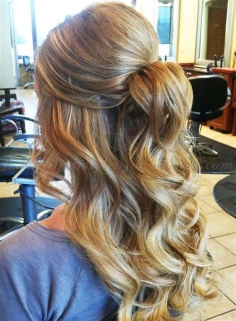 best 25 half hairstyle ideas on best 25 formal hairstyles ideas on half