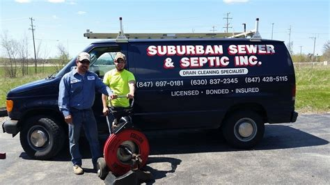 suburban sewer plumbing incorporated in marengo il